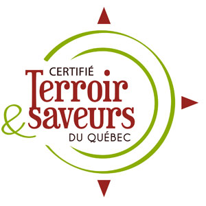 Certifié Terroir & Saveurs du Québec
